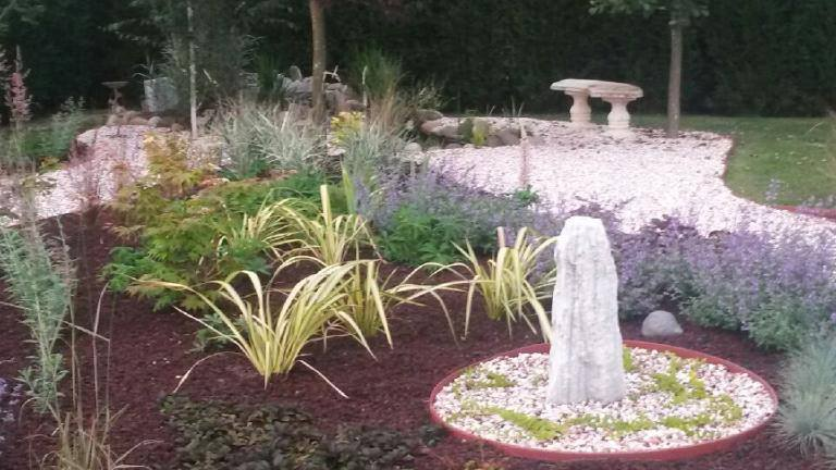 Installer Une Fontaine En Pierre Dans Mon Jardin