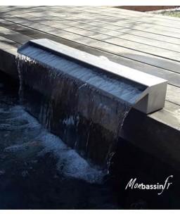 Caisson lame d'eau - aquaking