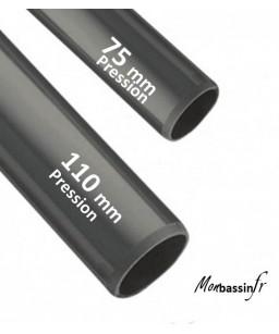 tuyau PVC - pression