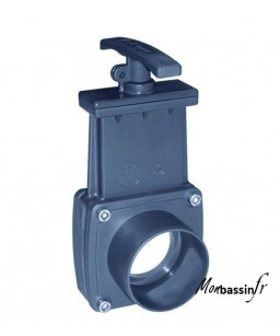 Cepex robinet à vanne 50mm