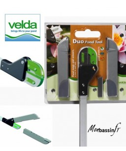 Duo Pond - outils pour bassin