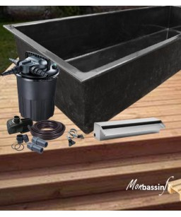 Pack - bassin 4200 litres