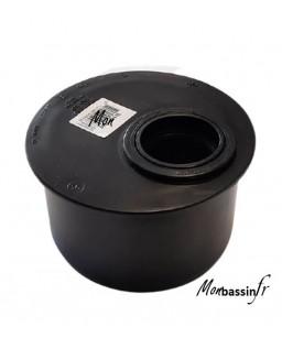 réduction 110 - 40 mm PP noir