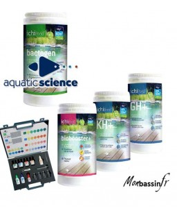 Pack - aquatic sciences 24 000