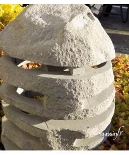 Lanterne basalte - nigata
