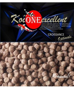 Nourriture koï one excellent