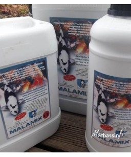 Malamix 17 - koï doctor