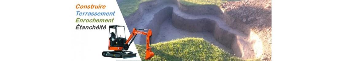 Construire le bassin