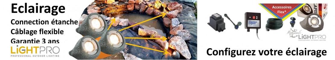 Spots & lanternes