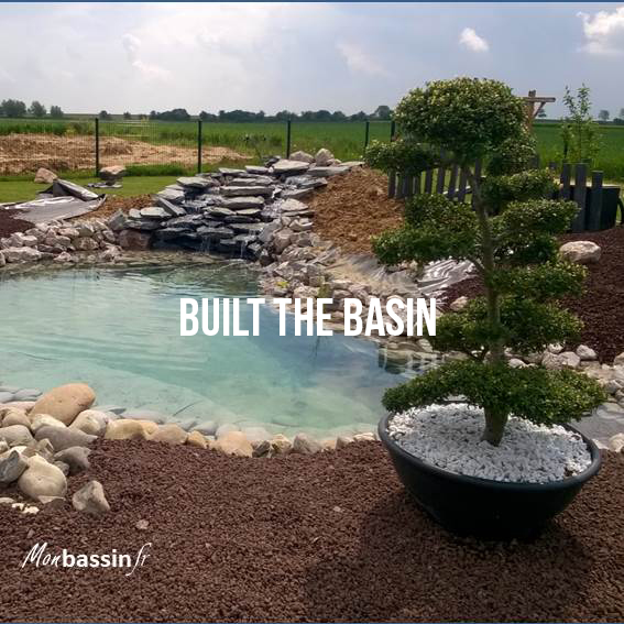 Build the basin